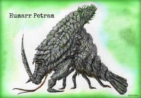 Humarr Petram by Quinn-Red