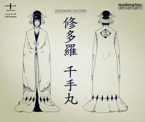 Official Characters - Shutara Senjumaru by MoabMarlon