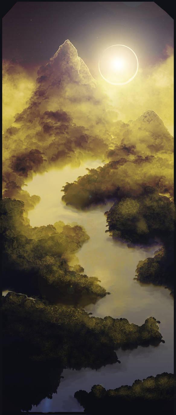 Golden Fuji by RandverSerence