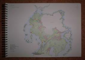 Ophyal map [Opalond VII] by Solkatt