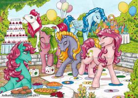 Sweetberry party by Solkatt