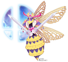 [Kirby/SSB] Prepare yourself! by Vuni