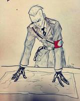 Vault Sketch Fandom by AtermisHammerstein