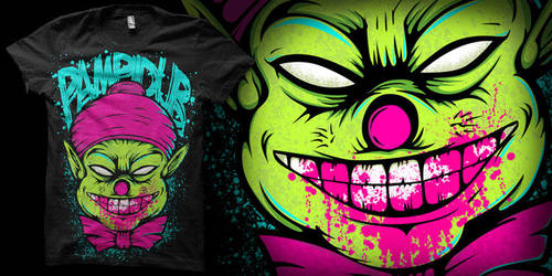 Green Clown - FOR SALE by pampidub