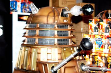 CC Dalek I by LDFranklin