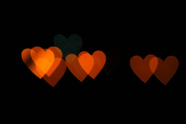 Heart Lights I by LDFranklin