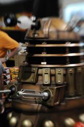 Lensbaby Dalek I by LDFranklin