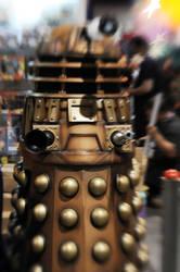 Lensbaby Dalek III by LDFranklin