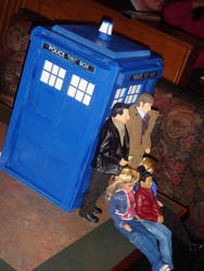 Doctors And Companions by LDFranklin