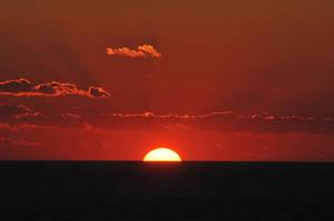 MV Sunset X by LDFranklin
