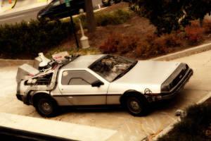 DeLorean III by LDFranklin