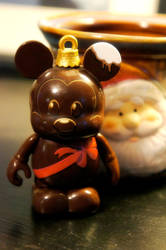 Christmas Vinylmations IV by LDFranklin