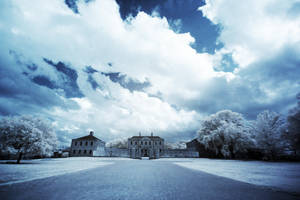 Tryon Palace IR IV by LDFranklin