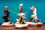 Infinity Star Wars by LDFranklin