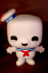 Stay Puft Plastic by LDFranklin