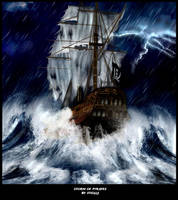 Storm of Pirates by stg123
