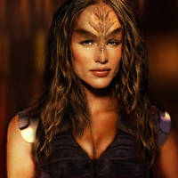 Klingon Warrior Princess by Lairis77