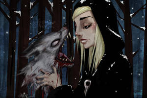 My Prince of Wolves by justinnn