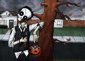 Halloween by justinnn