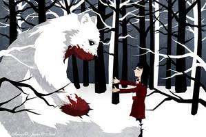 Polar Bears Aren't That Scary by justinnn