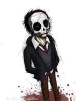 skull kid by justinnn