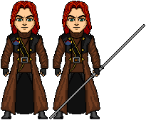 Anla'Shok (Ranger) Micro by mattmanganon