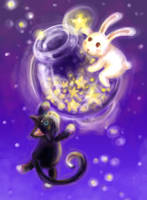 moon actually is... by altonova