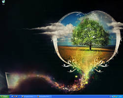 My Desktop 4 by Gnacio92
