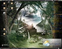 ScreenShot August 2009 by Gnacio92