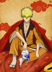 Sage Naruto by beckitach
