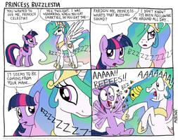 Princess Buzzlestia by KTurtle