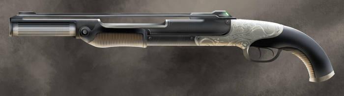 gun concept 7 by Flycan