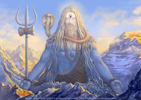 Shiva by Flycan