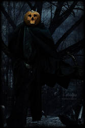 Mr. Pumpkin by thalija