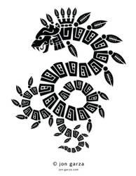 Quetzalcoatl by djog