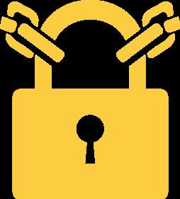 Lock Fullbottle Icon by CometComics