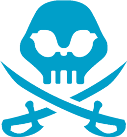 Pirate Fullbottle Icon by CometComics