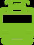 Train Fullbottle Icon by CometComics
