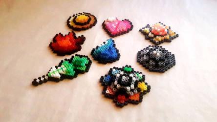 badges 3D by Yemetis