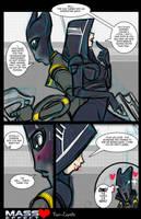 Kasumi Goto+Jondum Bau Comic by JasmineAlexandra