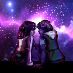 Pride Month Submission of Klance by JasmineAlexandra