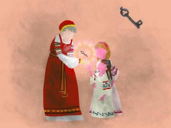 The Key by vikiuz