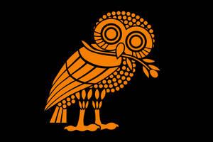 Flag of the Athenian Empire #1 by ArthurDrakoni