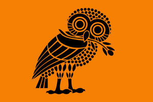 Flag of the Athenian Empire #2 by ArthurDrakoni