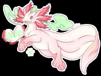 [Fumi custom] Axolotl by Fumi-LEX