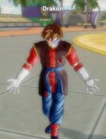 Dragonball Xenoverse - My Character by WhiteBlade-the-Zero