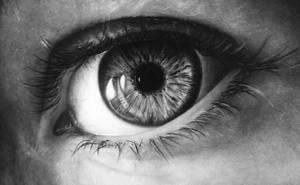 Eye Drawing by TricepTerry