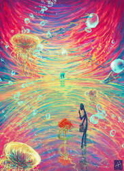Underwater by AshnoAlice