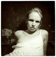 portrait of b. by pixelwelten