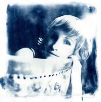cyanotype by pixelwelten